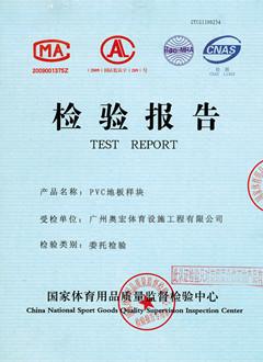 PVC检测baogao