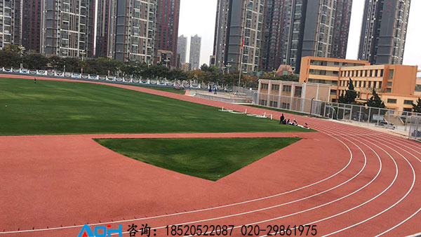 云南塑jiao跑道建设
