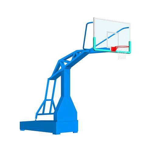 篮球架厂jia-可移dong式篮球架