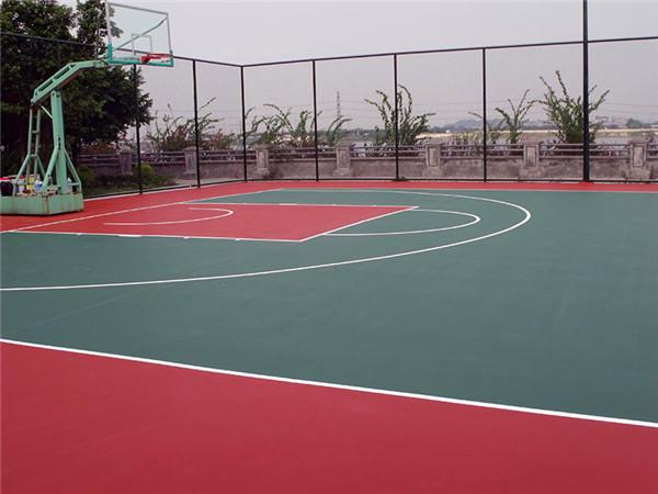 志gao空调员工生活区篮球场