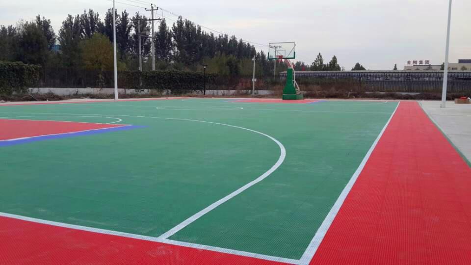 fuqingsu钢公si悬fudi板篮球场