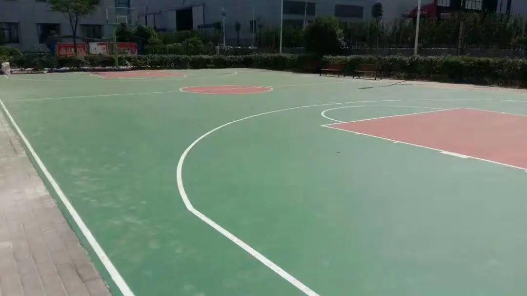 硅pu篮球场di施工方an