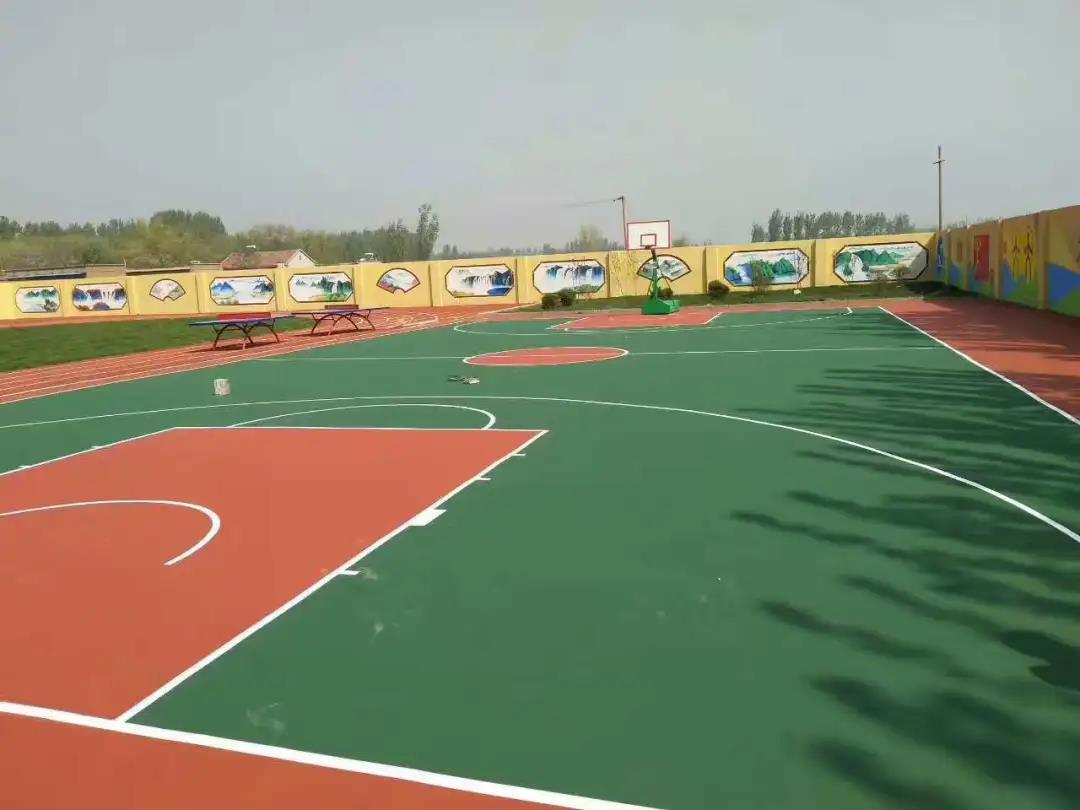建造一个篮球场要多少钱/建造篮球场造价